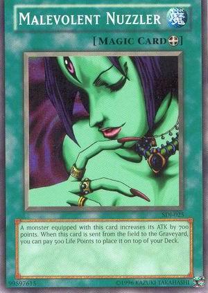 Spell card (d.h. magic card)